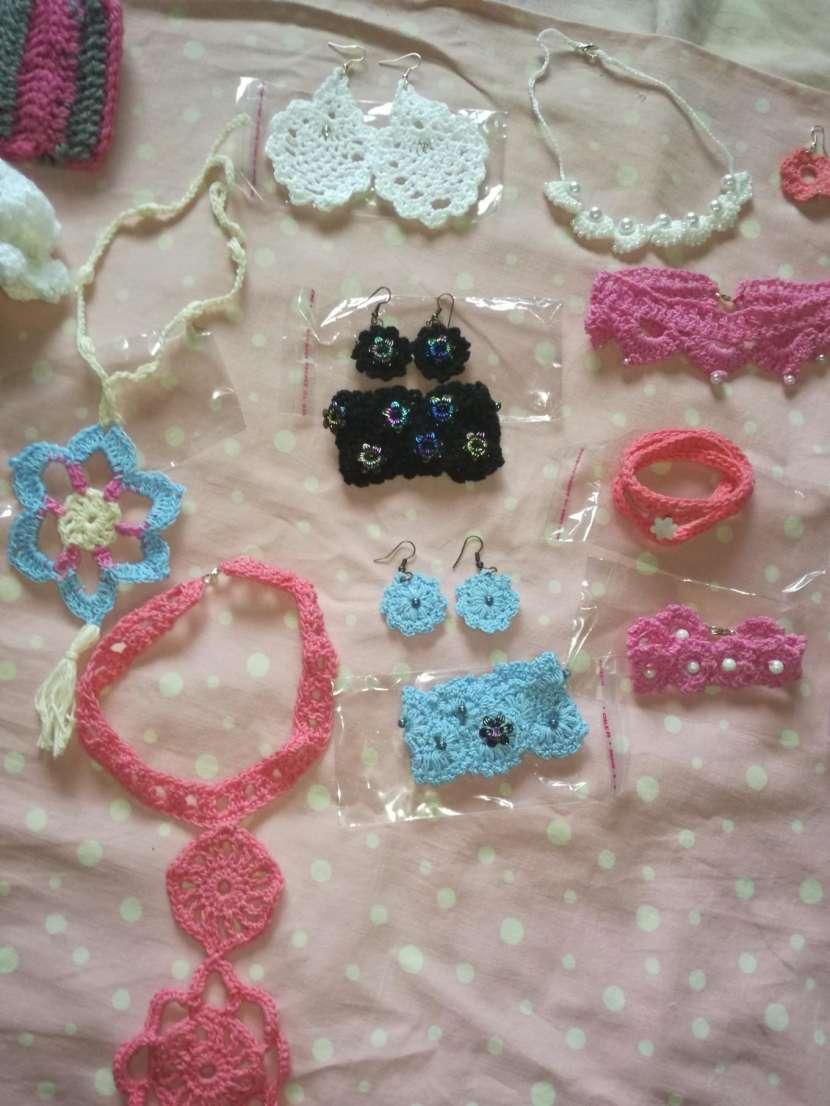 Artesanías en crochet - 5