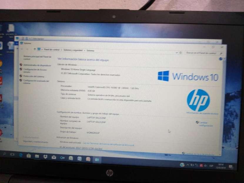 Notebook HP 15.6 intel N3060 - 6