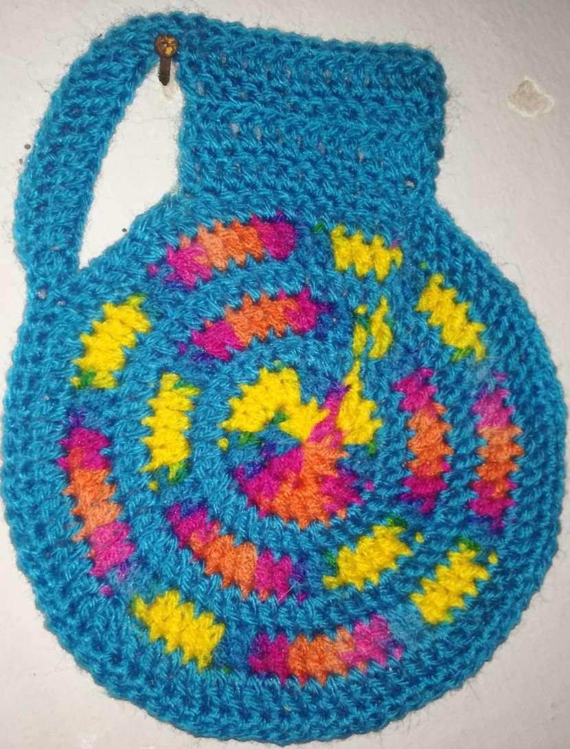Artesanías en crochet - 6