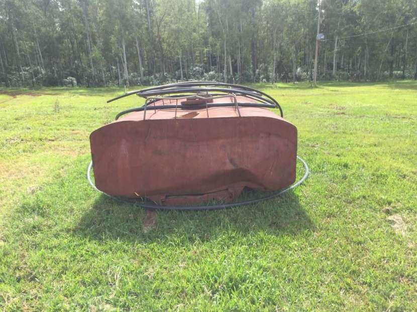 Tanque de hierro - 0