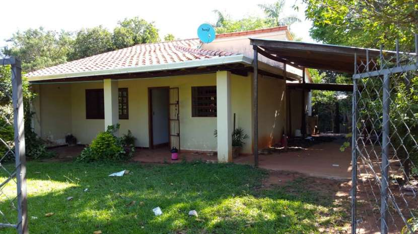 Casa en Itauguá ruta 2 km 26