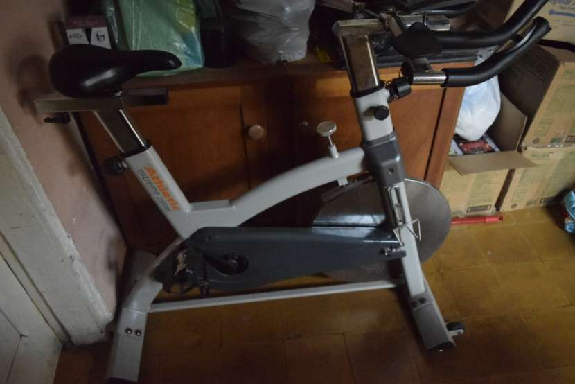 Bicicleta Spinning Athletic - 2