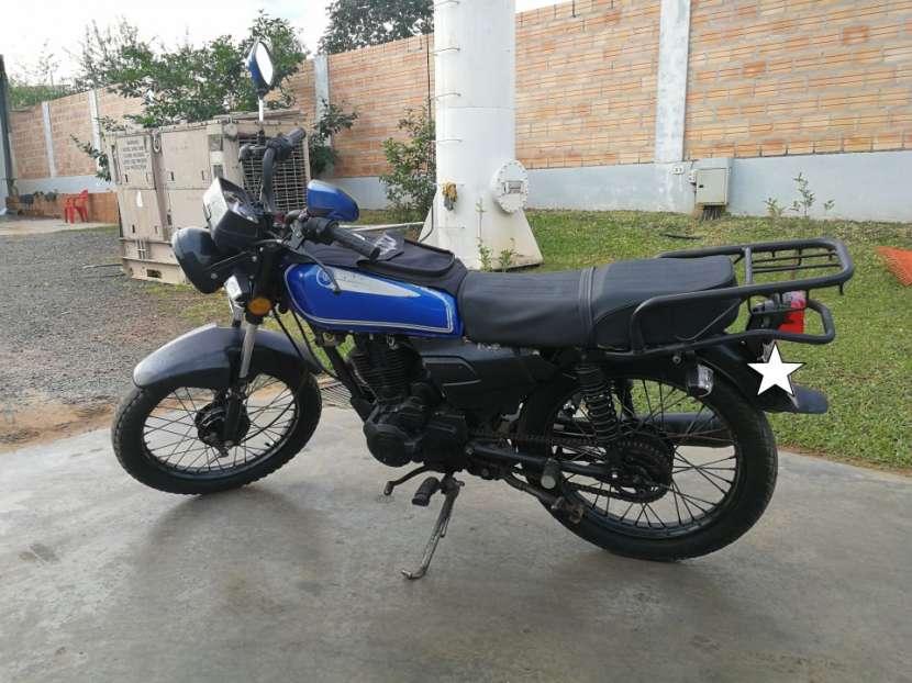 Moto Yamazuky Forte 150 cc
