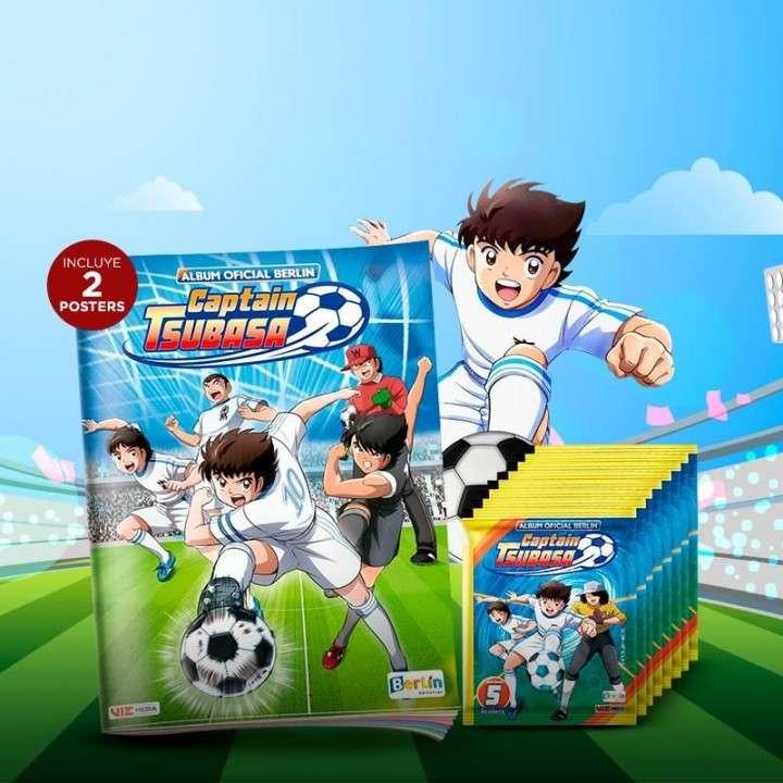 Álbum de colección Super Campeones - 0