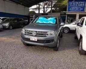 VW Amarok 2017 TDI 4X4 Mecanica