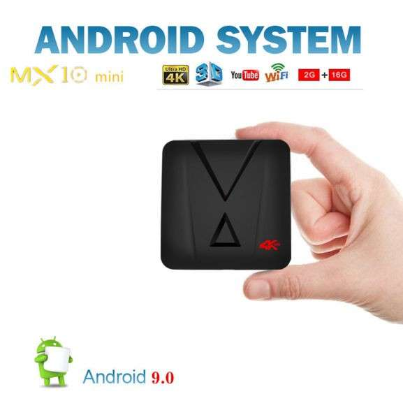 TV Box Android - 0