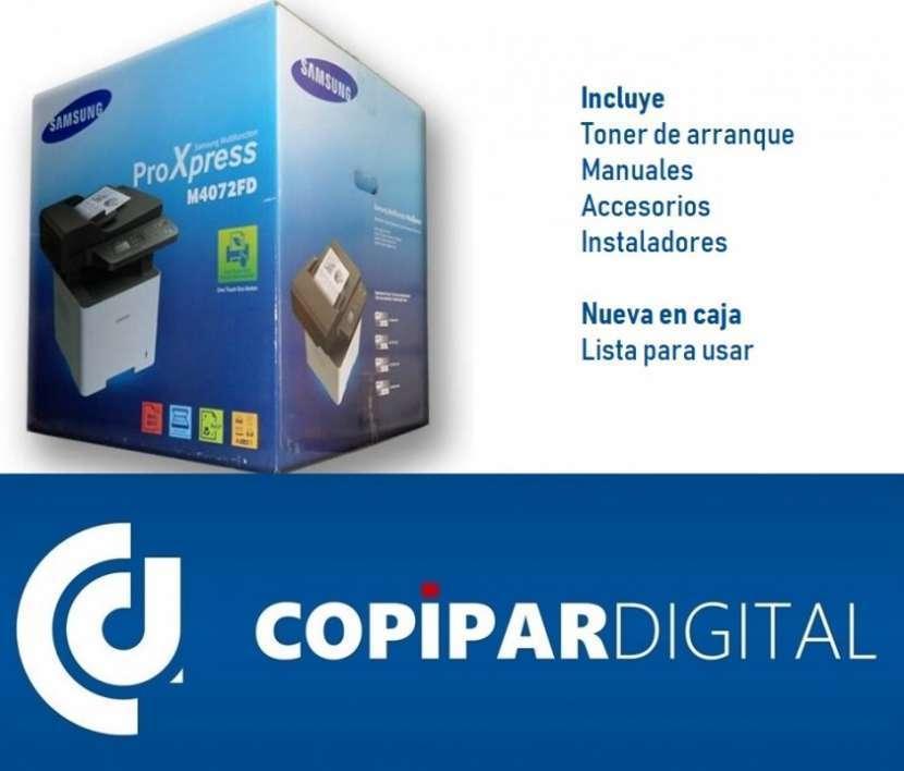 Fotocopiadora Samsung oficio nueva - 0