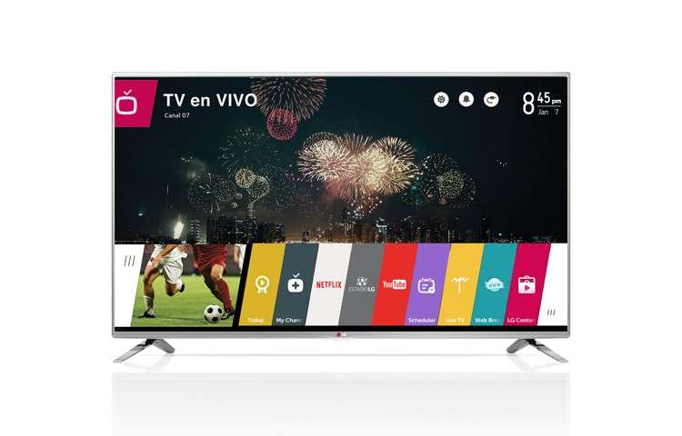 TV LG Smart 42 pulgadas - 0