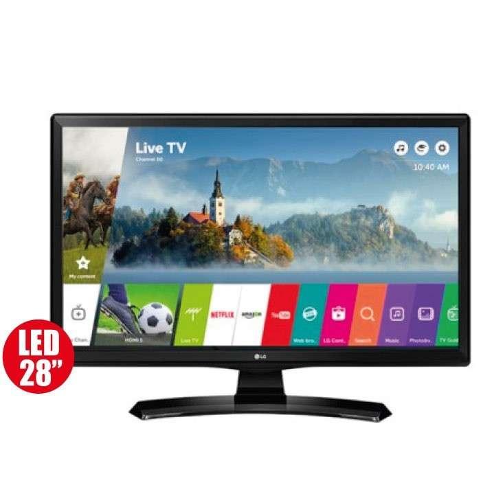 TV - Monitor LG 28 pulgadas - 0