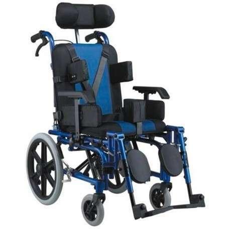 Silla de ruedas pediátrica - 0