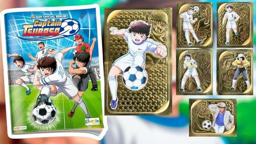 Álbum de colección Super Campeones - 1