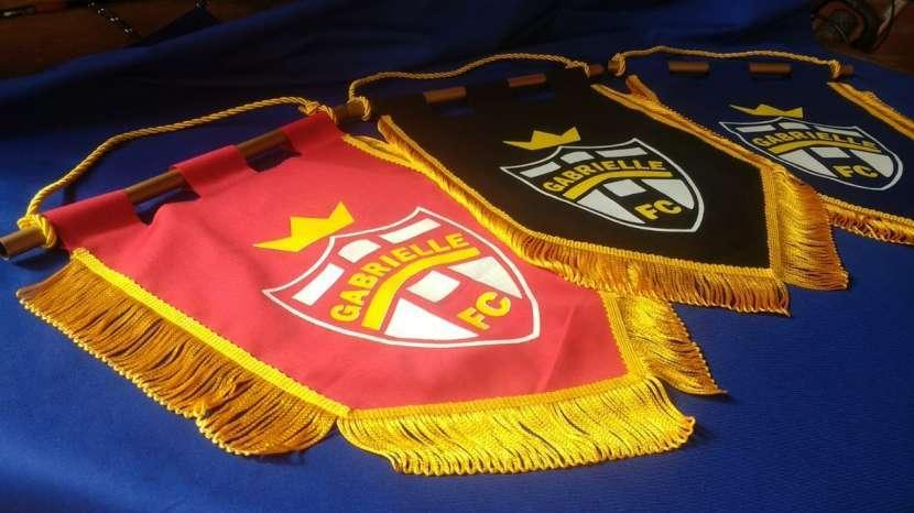 Banderines o banderitas personalizadas - 0