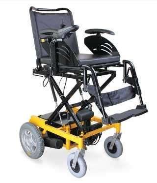Silla de ruedas motorizada con elevación de altura - 1