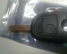 Control Remoto con llave para Peugeot