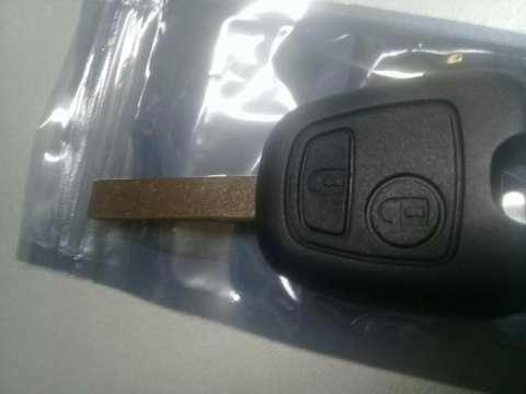 Control Remoto con llave para Peugeot - 2