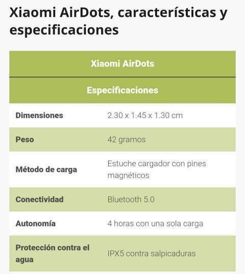 Xiaomi AirDots - 3