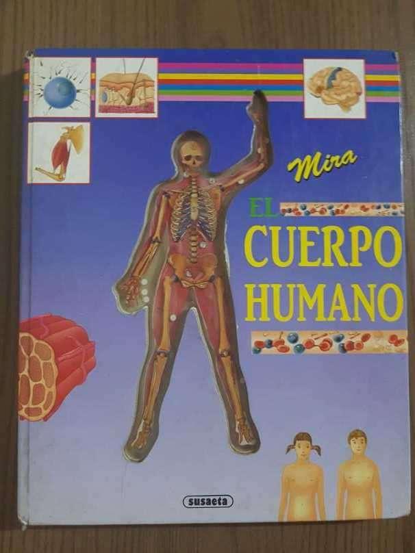 Atlas sobre cuerpo humano - 0