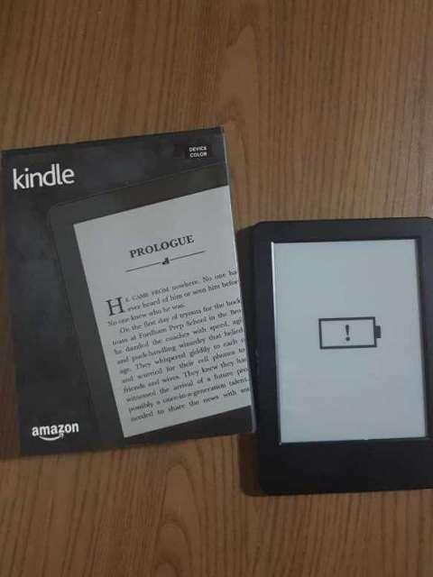 Tableta de lectura Kindle - 0