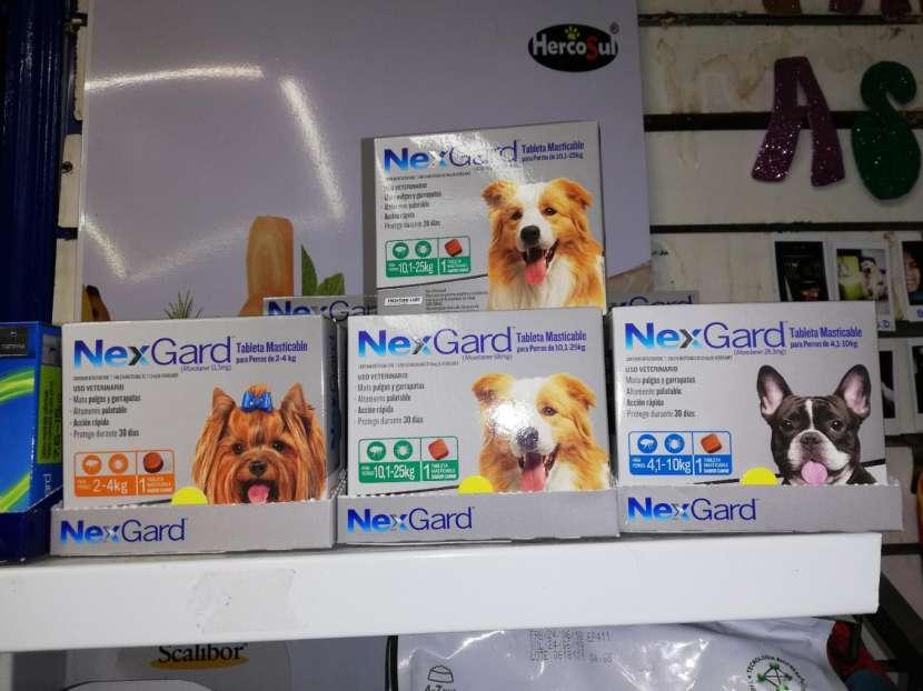 Comprimido para garrapatas Nex Gard