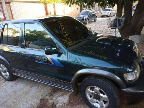 Kia Sportage 2001 - 5