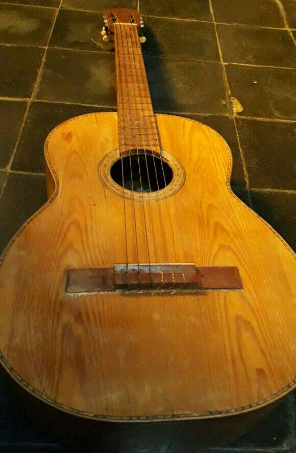 Guitarra clásica - 1