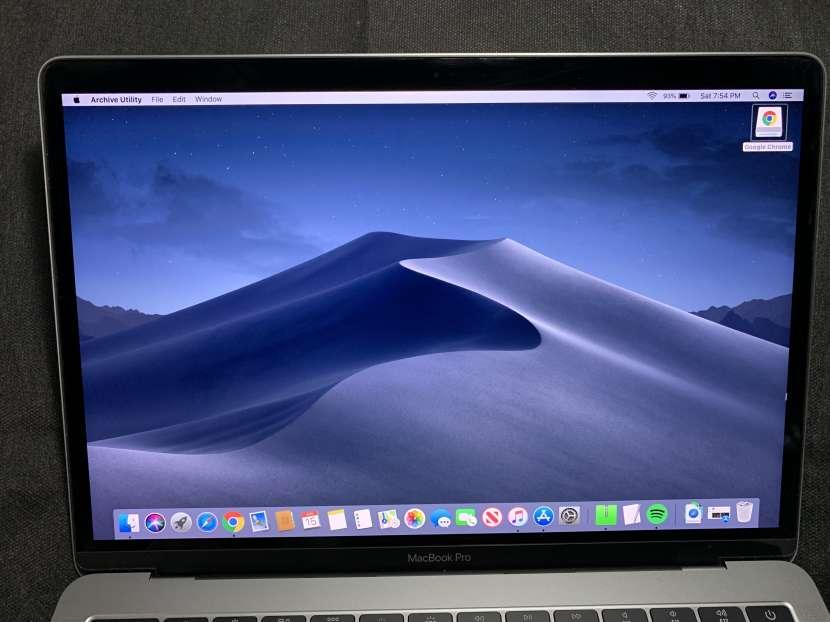 MacBook Pro 2017 sin touchbar - 2
