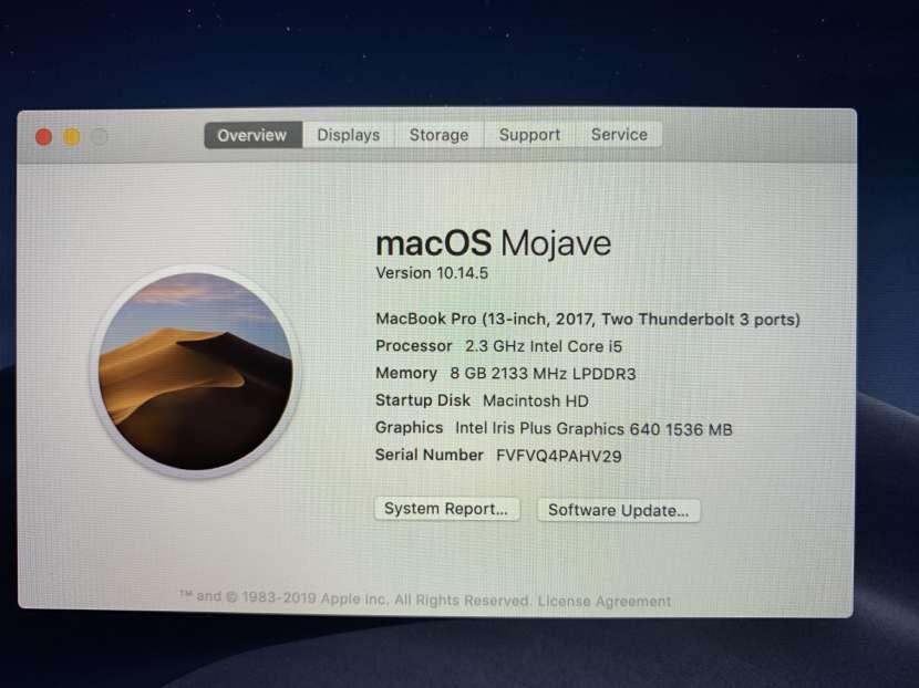 MacBook Pro 2017 sin touchbar - 3