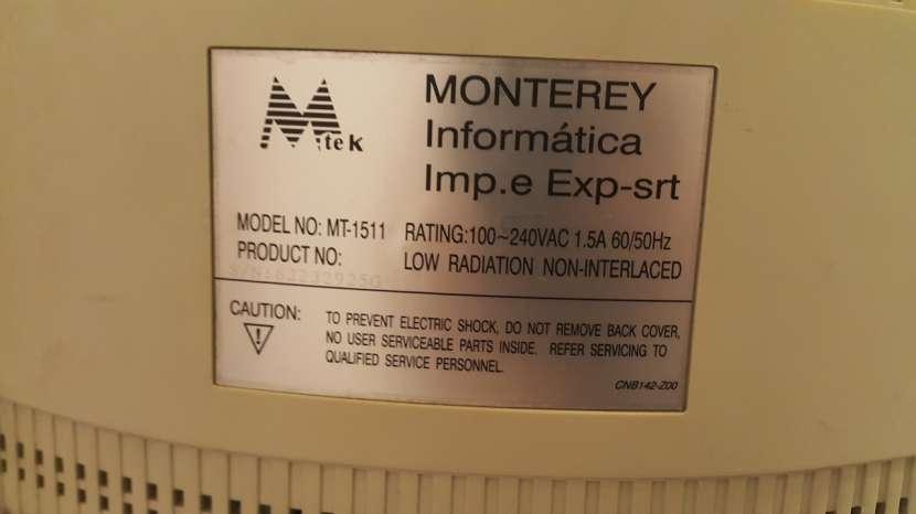 Monitor CRT Mtek MT-1511 - 1