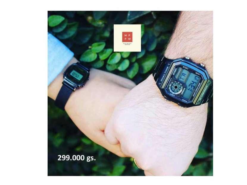Combo Reloj - 0