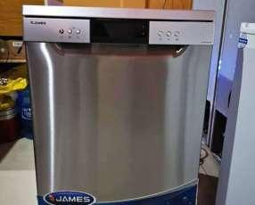 Lavavajillas James INOX 12 cubiertos