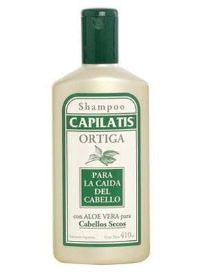 Shampoo Capilatis - Control caida del cabello