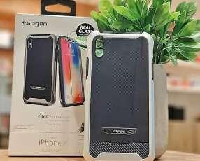 Funda Spigen iPhone X -360° Full Coverage