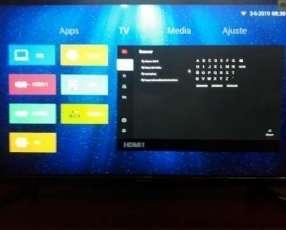 Smart TV de 34 pulgadas
