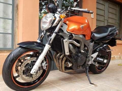 Moto Yamaha FZ6 - 5
