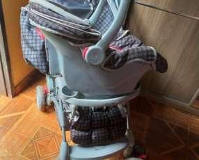 Carrito de Bebe + baby seat