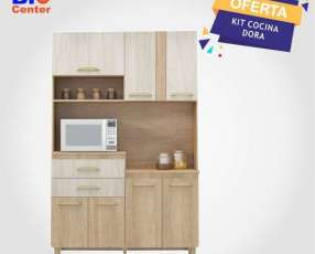Kit de cocina Dora