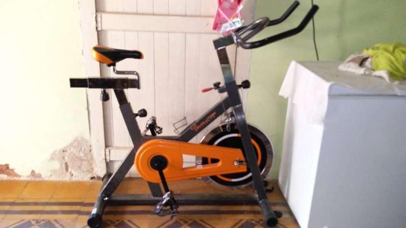 Bicicleta para ejercicios - 0