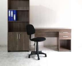 Escritorio+ armario+ silla