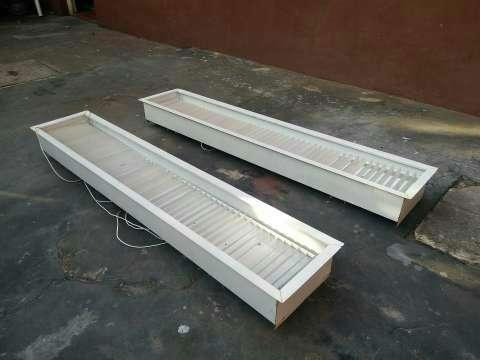 Porta fluorescente Premium - 0
