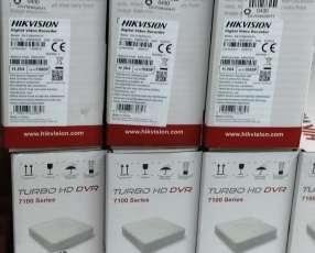 DVR y cámaras Hikvision