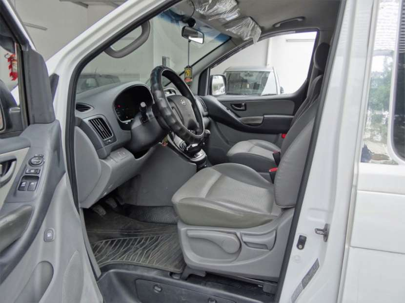 Hyundai Starex Ambulancia 2008 - 3