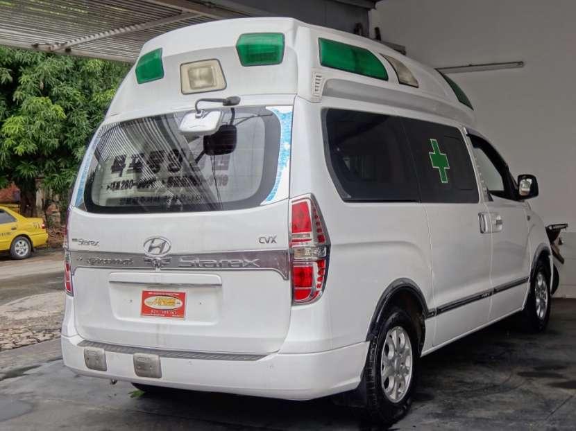 Hyundai Starex Ambulancia 2008 - 7