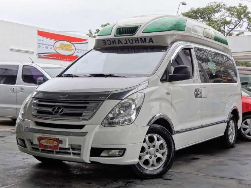 Hyundai Starex Ambulancia 2008 - 0
