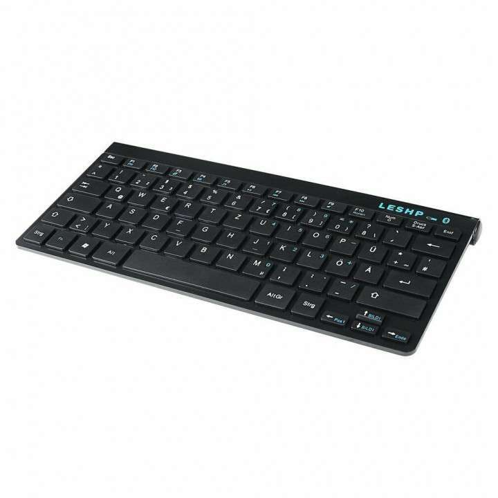 Teclado Bluetooth para Android iOs Windows Wireless - 5