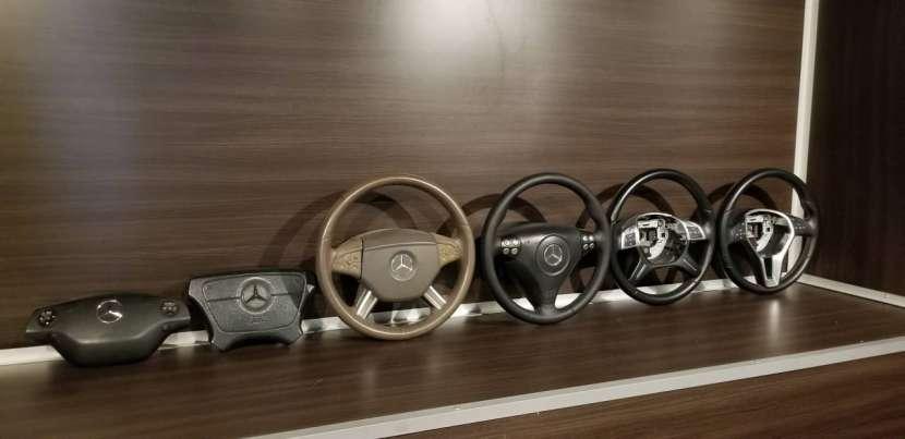 Volantes para Mercedes W212 W204 W164 W203 W221 W202 W210 - 1