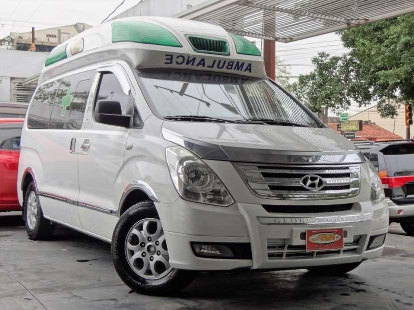 Hyundai Starex Ambulancia 2008 - 1