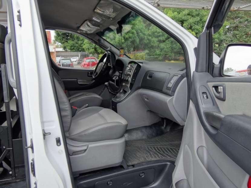 Hyundai Starex Ambulancia 2008 - 4