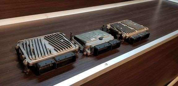 Computadora motor para Mercedes Benz C y ML - 0
