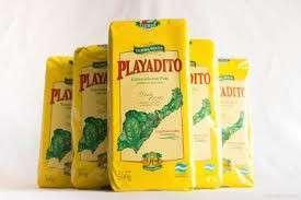 Playadito - Yerba mate elaborada con Palo 500g