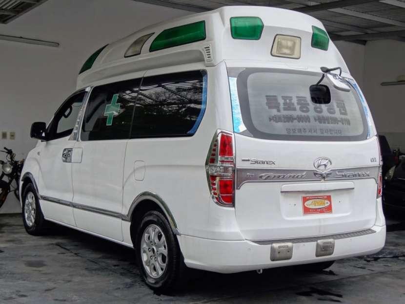 Hyundai Starex Ambulancia 2008 - 8